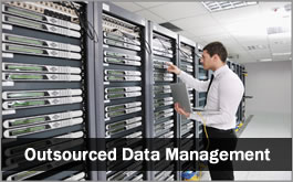 Outsourced Data Management Service